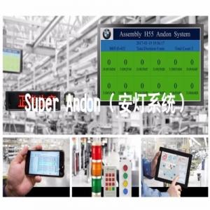 精益管理安灯系统提高车间现场的信息生产效率